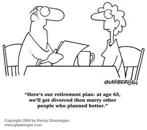 Retirement Plan Divorce