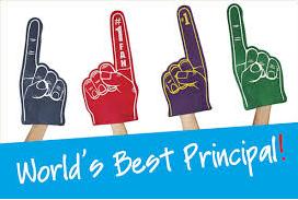#1 principal