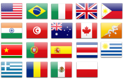Country Flags Blog