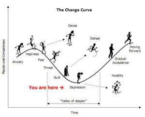 change curve